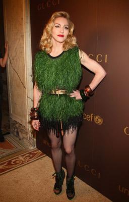 madonna Madonna: Osobné problémy sa prejavujú aj na šatníku