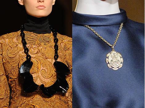 pradarobcav Jeseň/zima 2008: Čo na krk? Reťaze, retiazky a náhrdelníky starej mamy