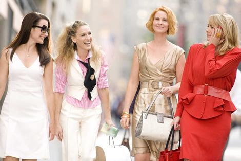 satc Tešíte sa na ďalšie módne šialenstvo v pokračovaní filmu Sex v meste?