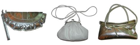 lifeline kabelky Malé kabelky do ruky, strapcové prstene a k tomu veľa lesku