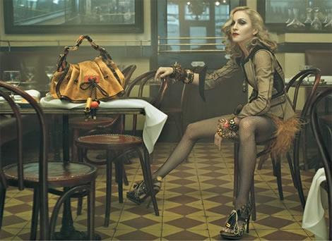 madonna louisvuitton2 Reklamy Louisa Vuittona sú jednoducho očarujúce