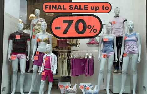 sales Tri dobré tipy ako nakupovať vo výpredajoch veľa a hlavne s rozumom