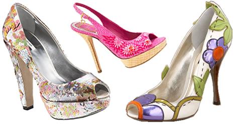 lodicky inspiracie 01 Jar/Leto 2009: Najlepšie inšpirácie na lodičky a trendy v topánkach