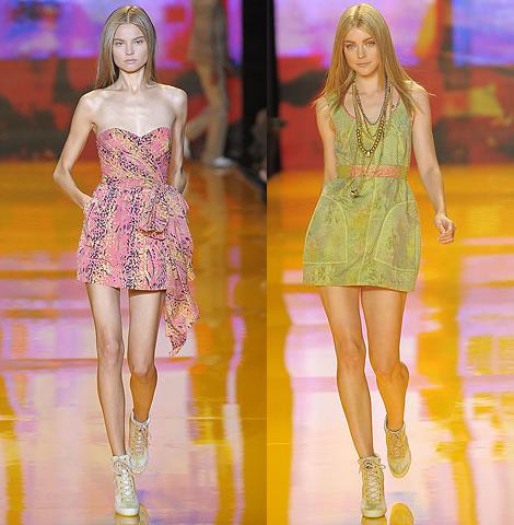 ss09 dkny 02 Mini slovníček dôležitých pojmov: Prêt à porter, Resort wear, Haute Couture