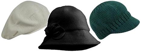 zimne ciapky Viete, čo túto zimu na hlavu?