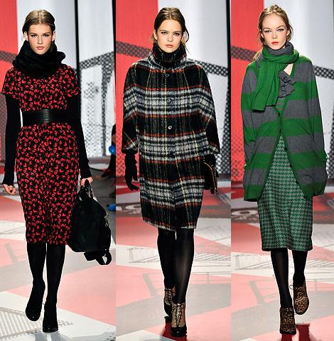 new york fashion dkny 05 New York Fashion Week: Jeseň v (ne)typických farbách