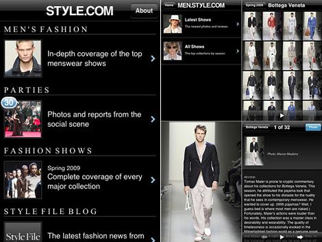 style iphone aplikacia 01 Jeden výborný dôvod, prečo si kúpiť iPhone či iPod touch