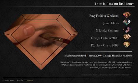 fashion tv online slovensko Fashion TV už aj na Slovensku