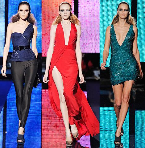 milan fashion week versace Milan Fashion Week: Minulosť, súčasnosť, budúcnosť
