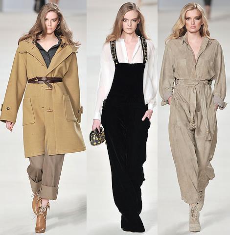 paris fashion week chloe Paris Fashion Week: Ležérnosť, sexizmus a diskotéky