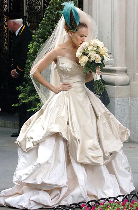 Svadobné šaty Carrie sú na predaj  f710e121bcb
