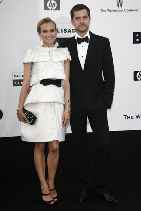 cannes diane kruger chanel Tie najlepšie šaty z festivalu Cannes 2009