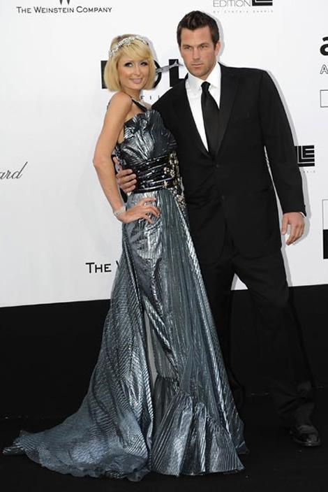 cannes paris hilton Tie najlepšie šaty z festivalu Cannes 2009