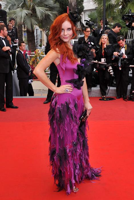 cannes phoebe price Tie najlepšie šaty z festivalu Cannes 2009