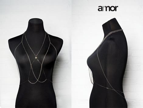 armor sperky 05 jade A(r)mor   štýlové reťaze na telo