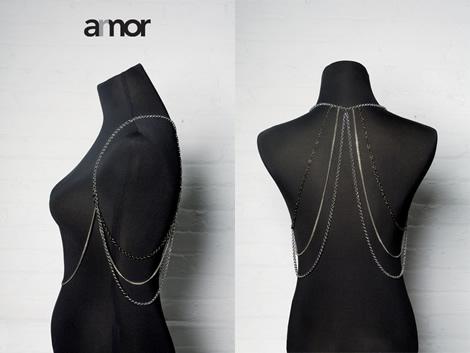 armor sperky 07 rei A(r)mor   štýlové reťaze na telo