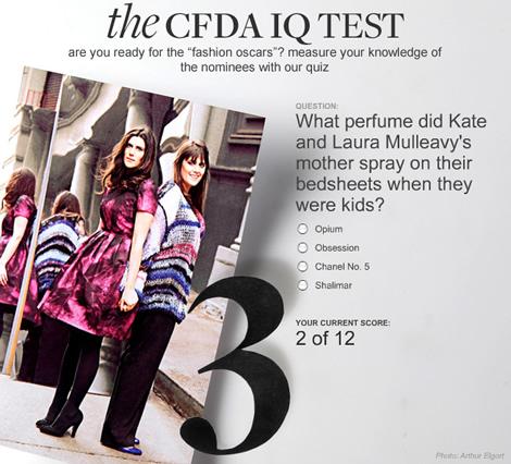cdfa style com quiz Kvíz: Koľko toho viete o CFDA?