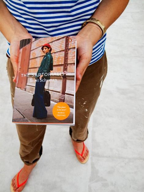 the sartorialist kniha Sartorialist vydáva knihu. Kupujete?