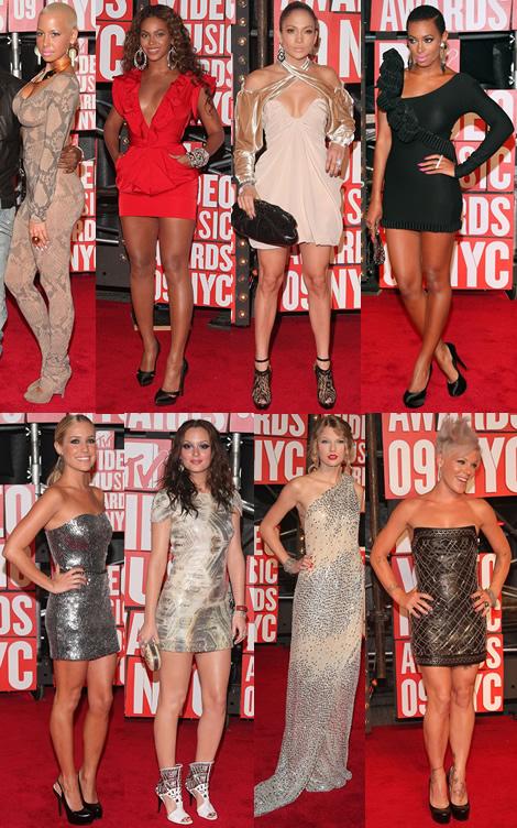 mtv vmas 2009 02 MTV Video Music Awards 2009, 2. časť