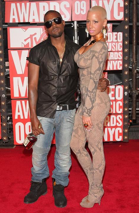 mtv vmas 2009 amber rose 01 MTV Video Music Awards 2009, 2. časť
