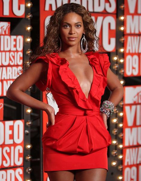 mtv vmas 2009 beyonce 02 MTV Video Music Awards 2009, 2. časť