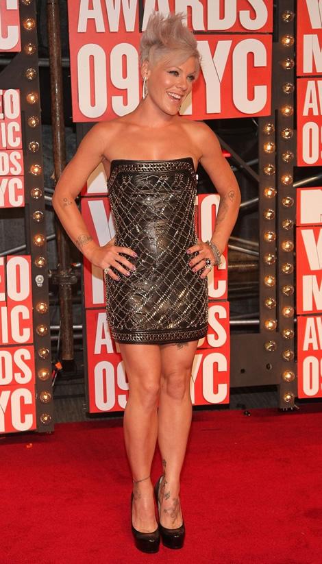 mtv vmas 2009 pink 01 MTV Video Music Awards 2009, 2. časť