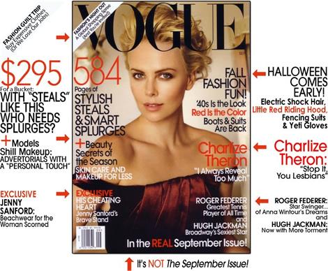 vogue september jokejpg Ako je to s titulkami v americkom Vogue?