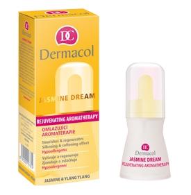 Dermaxcol v bielom Dermacol: Jasmine Dream   Revujenizačná aromaterapia