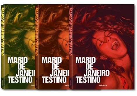 MARIO cover MaRIO DE JANEIRO Testino