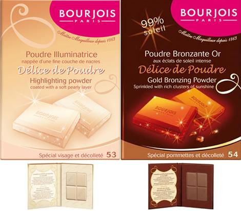 bourjois delice de poudre Bourjois: Čokoláda po celej tvári
