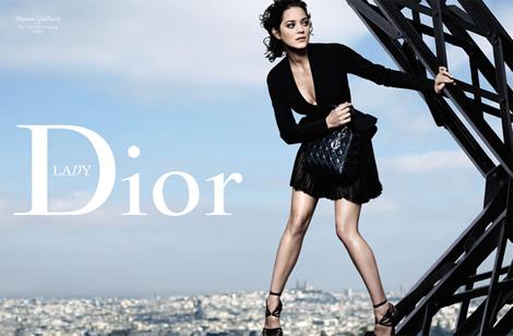 lady dior 01 Christian Dior: The Lady Noir Affair