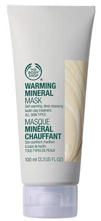 TBS Warming Mineral Mask1 Testovali sme: Masky na pleť