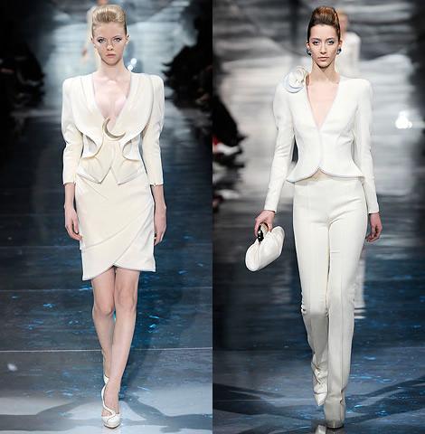 ctr ss 2010 armani prive 01 Haute Couture jar 2010: Armani Privé