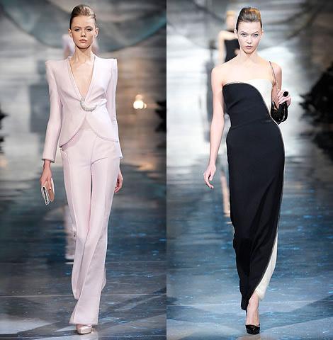 ctr ss 2010 armani prive 02 Haute Couture jar 2010: Armani Privé