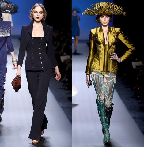 ctr ss 2010 jean paul gaultier 01 Couture jar 2010: Jean Paul Gaultier