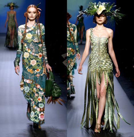 ctr ss 2010 jean paul gaultier 04 Couture jar 2010: Jean Paul Gaultier