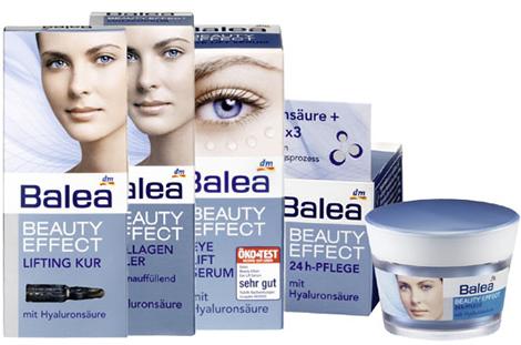 beauty efekt 02 Tip od čitateľky: Špeciálne sérum Balea Beauty Effect na kruhy pod očami