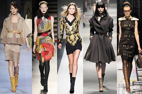 rtw jesen zima preview Ready to Wear jeseň/zima 2010: Fendi, Missoni, Balmain, Lanvin, Prada