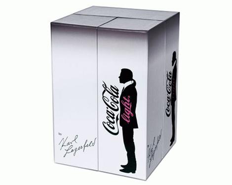 coca cola lagerfeld 04 Lagerfeldova reklama na Coca Colu Light je celkom chic