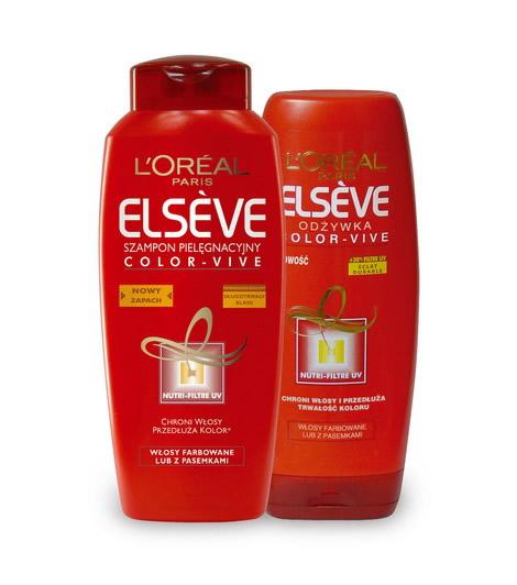 loreal elseve LOréal Elséve Color Vive vs. Syoss Color (Doplnené infomácie)