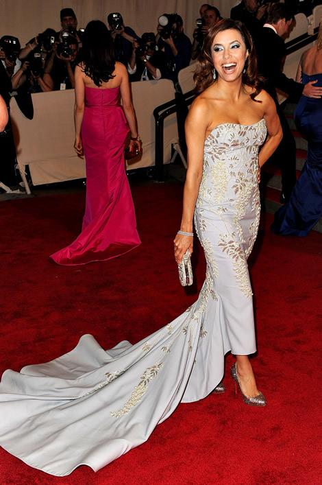 b3037a936618 Met Costume Institute Gala 2010  35 celebrít a ich výberové šaty ...