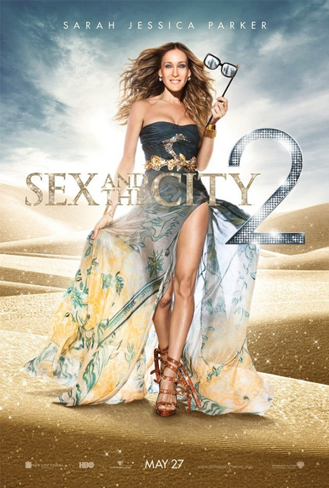 satc poster 01 al mal teaser k filmu Sex v meste 2