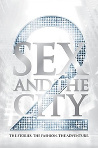 satc2 book 01 Sex and the City 2: The Stories. The Fashion. The Adventure