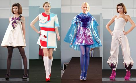 fa343 00 Fashion Atelier 343 predviedol tvorbu našich bakalárov a diplomantov VŠVU