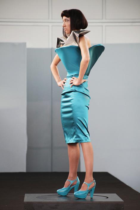 fa343 hrca 03 Fashion Atelier 343 predviedol tvorbu našich bakalárov a diplomantov VŠVU