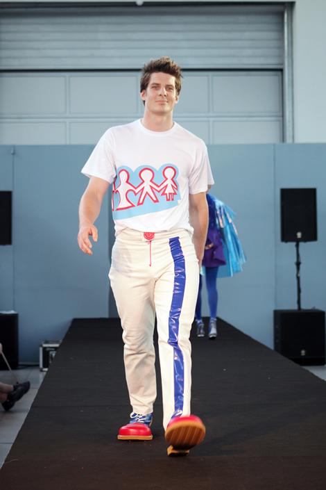 fa343 martiskova 01 Fashion Atelier 343 predviedol tvorbu našich bakalárov a diplomantov VŠVU
