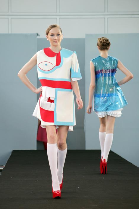fa343 martiskova 02 Fashion Atelier 343 predviedol tvorbu našich bakalárov a diplomantov VŠVU