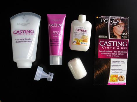 loreal creme casting 01 Farba na vlasy LOréal Casting Crême Gloss ako príjemné domáce farbenie