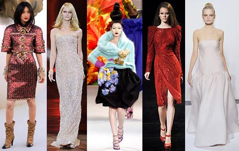couture fall 2010 00 Couture jeseň 2010: Dior v botanickej záhrade a zvyšok v rozprávke