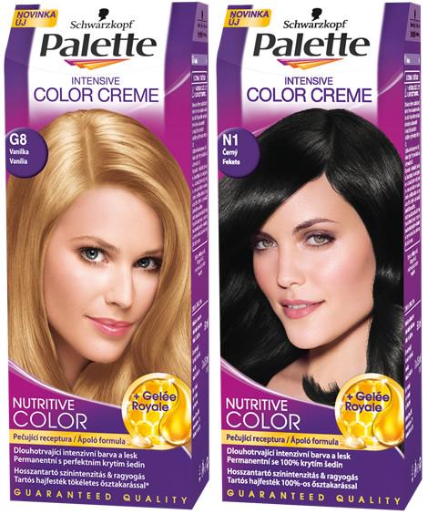 palette 00 Palette Intensive Color Crème teraz so včelou materskou kašičkou